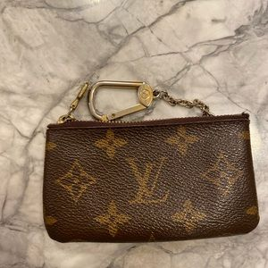❌SOLD❌ Authentic LV coin /key pouch